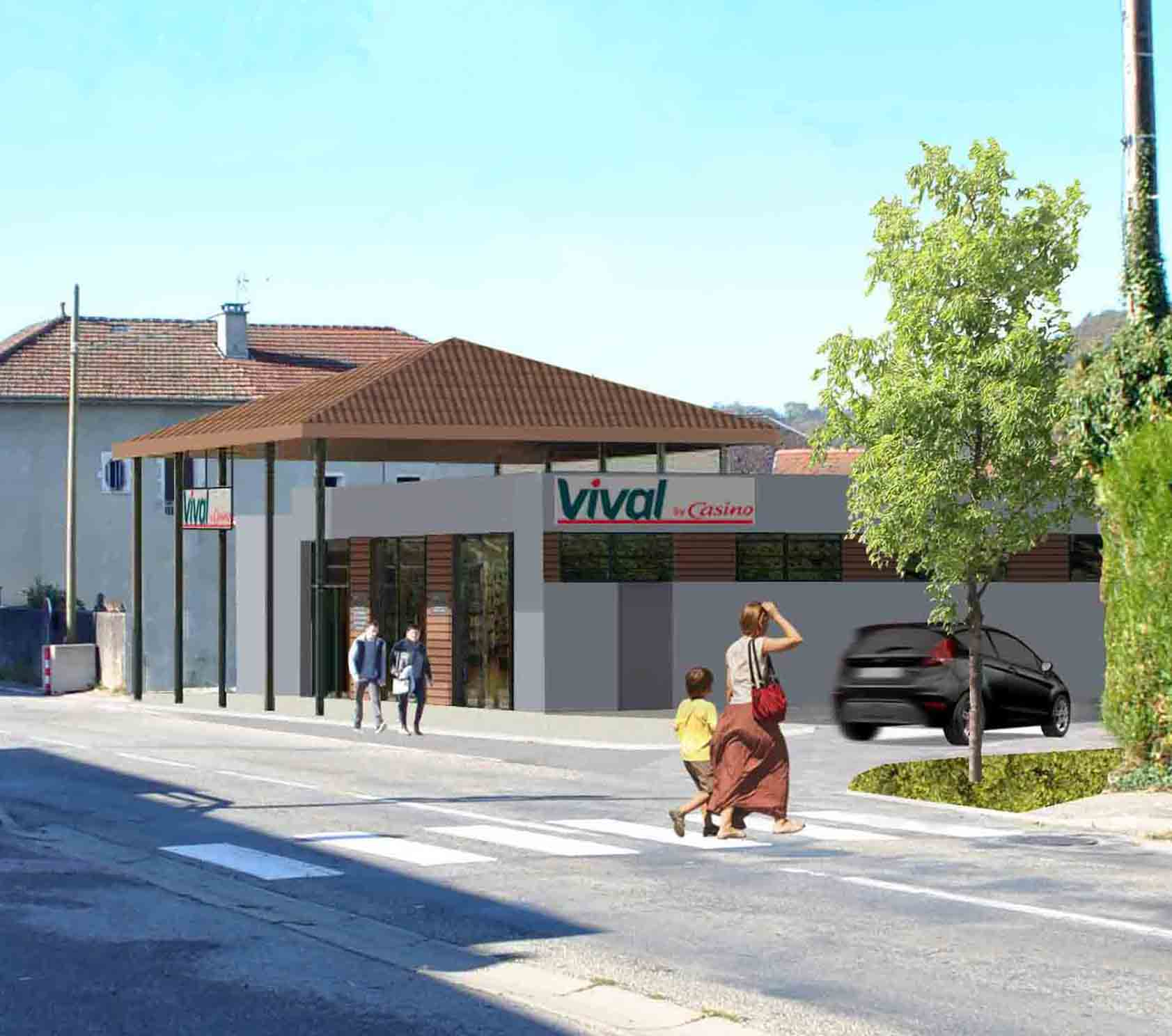 MAGASIN VIVAL